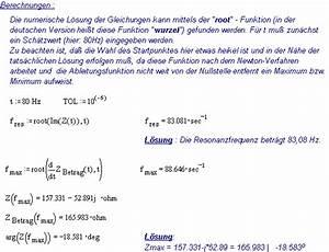 Komplexe Rechnung : komplexe zahlen und ortskurven ~ Themetempest.com Abrechnung