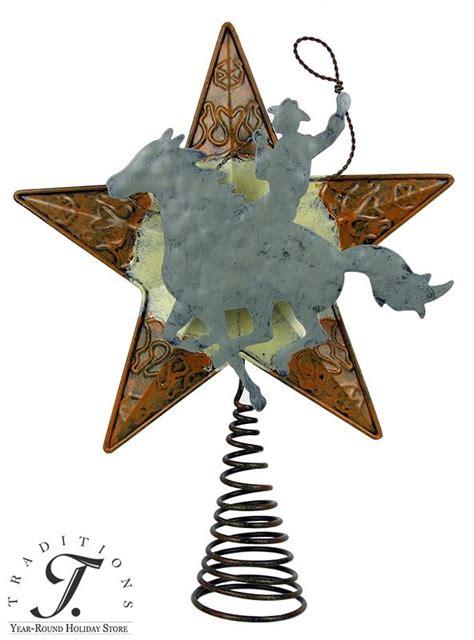 cowboy tree topper christmas ornaments pinterest