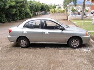Car For Sale  2002 Silver Kia Rio