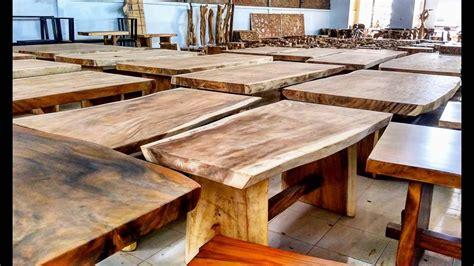baumstamm tisch selber machen 41 79 643 4087 mobil baumstamm tisch massivholztisch suar und baumstamm hocker garten