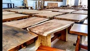 Tisch aus holzstamm deutsche dekor 2018 online kaufen for Holzstamm tisch