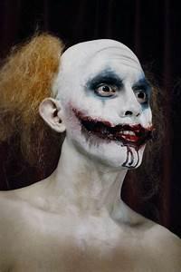 Simple Scary Clown Makeup | Costume ideas | Pinterest