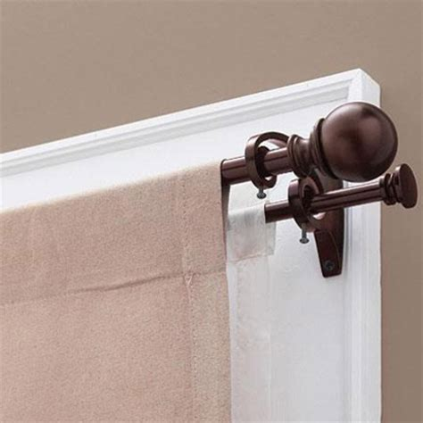 how to hang sheers and curtains curtain rod brackets canada curtain menzilperde