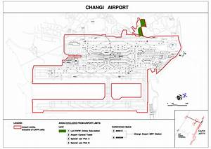 Singapore Changi Airport Diagrams For Pilots