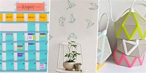 diy masking tape 17 tutoriels faciles a faire marie claire With idee couleur pour salon 17 diy mariage fabriquer des napperons en papier