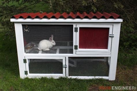 Plans For Rabbit Hutch - 10 completely free diy rabbit hutch plans