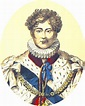 OnlineLabels Clip Art - King George IV