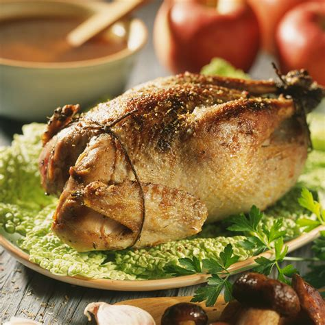 recette de cuisine filet de faisan faisan farci aux cèpes recette sur cuisine actuelle