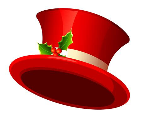 Transparent Background Hat Clipart Png by Santa Hat Clipart Transparent Background 101 Clip