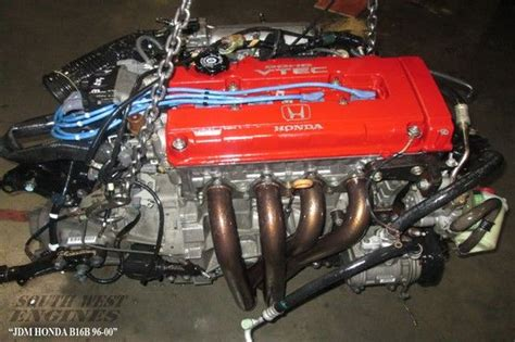 #sw-engines Jdm Honda B16b 96-00 Civic Type-r Donor