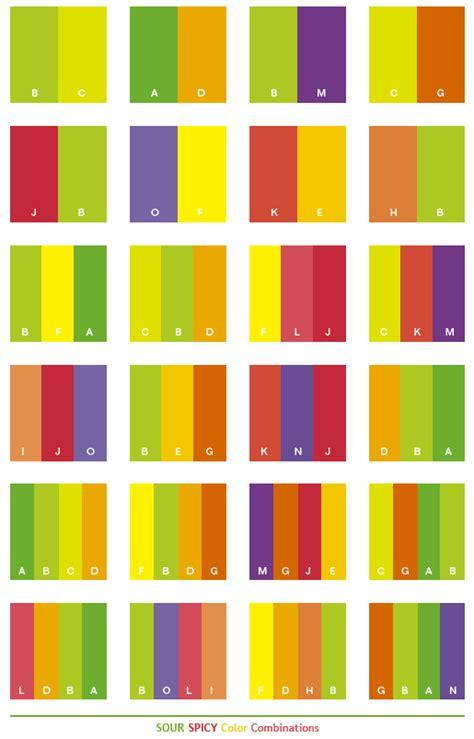 Colour Combinations On Pinterest  Color Combinations