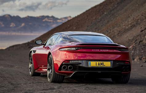 2019 Aston Martin DBS Superleggera-back
