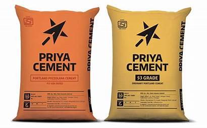 Cement Priya Ppc Grade Kg Bengaluru Behance