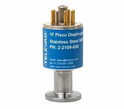 1f Diaphragm Piezo Sensor Vacuum