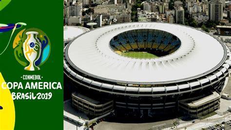 Copa América 2019 Brasil Stadiums   YouTube