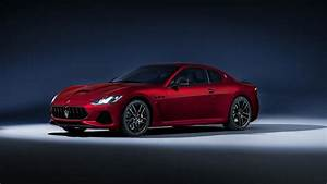 Maserati GranTurismo 2018 4K 3 Wallpaper HD Car