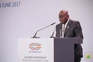 Stop depending on charity – Akufo-Addo to African leaders ...
