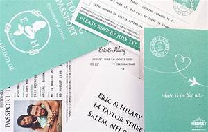 wedding passport invitations wedfest With wedding invitations online in usa