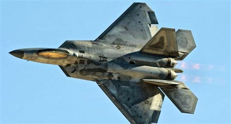 Us Decides To Deploy F22 Stealth Fighters In Europe