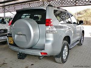Used Toyota Prado Tx