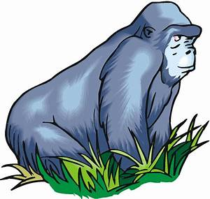 Gorilla Clipart - Clipartion.com