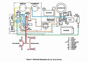 Lgt 145 Ford Tractor Wiring Diagram