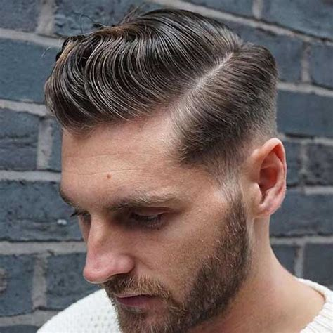 classic mens haircuts   mens hairstyles haircuts