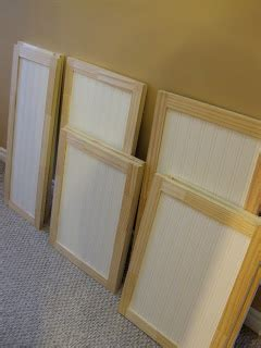 Cabinet Doors Paintable by Simply Chic Treasures Kitchen Cabinet Makeover Part 2
