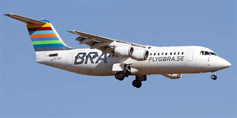 Braathens Regional Aviation. Airline code, web site, phone, reviews and opinions.