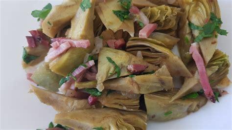 ricette per cucinare carciofi ricetta carciofi in padella cucinare it