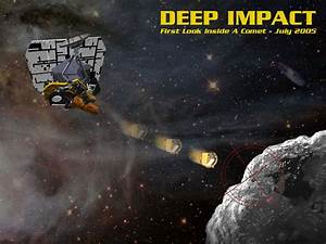 Deep Impact - First Look Inside a Comet