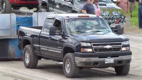 2005 Chevy Trucks by 2005 Chevy 2500 Hd 6 0l Truck Pull