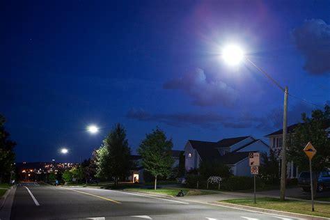 led streetlights  good   earth bad  humans
