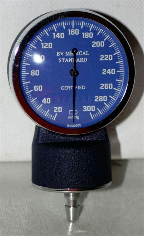 Sphygmomanometer Aneroid Blood Pressure Gauge By BV