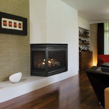 corner fireplace corner series gas fireplace san