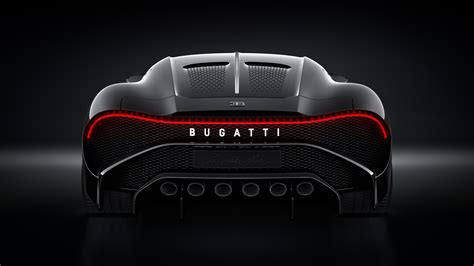 We hope you enjoy our growing collection of hd images to use as a background or home screen for your smartphone or computer. Bugatti La Voiture Noire 2019 4K 6 Wallpaper | HD Car Wallpapers | ID #12199