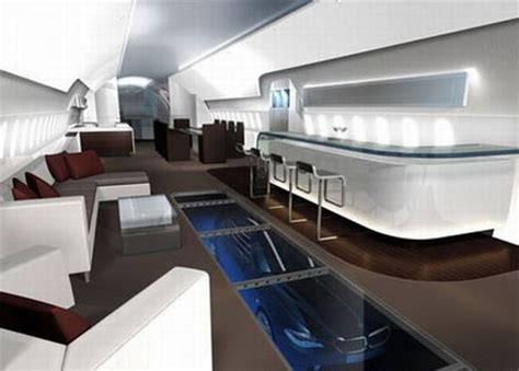 Most Luxurious Aircraft Cabins And Interiors (48 Pics