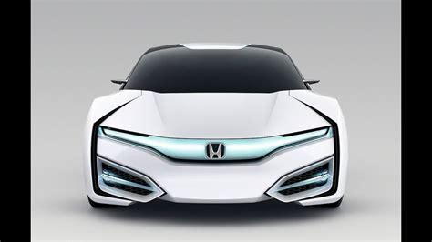 Honda Future Cars by 2015 Honda New Future Concept Honda Fcev Honda Nsx