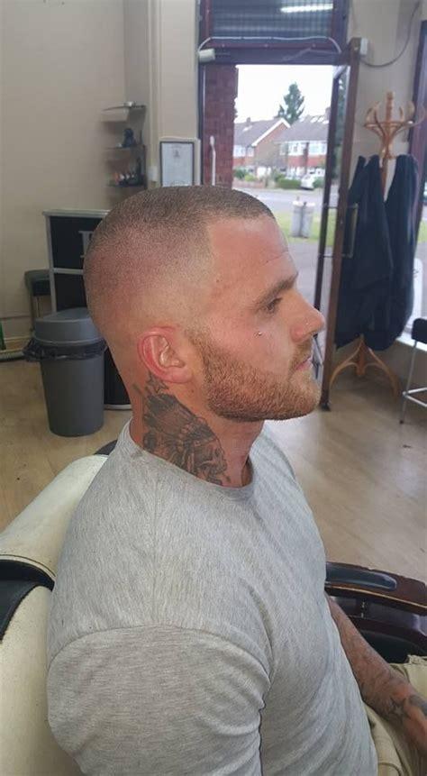 bald fade  side pinteres