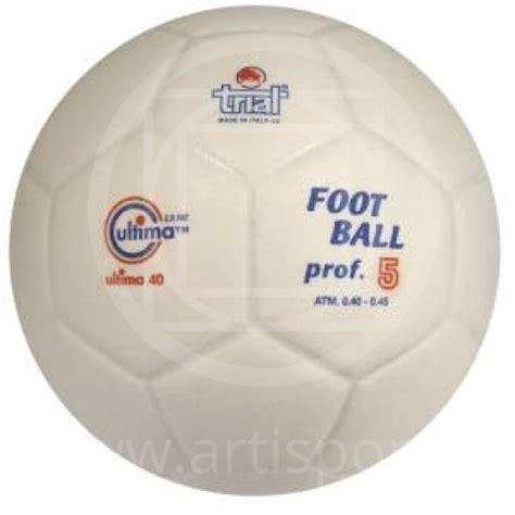 la soffiata arredamento pallone da calcio n 5 in gomma soffiata artisport