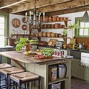 34, Farmhouse, Style, Kitchens