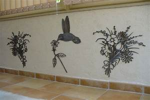 Décoration Murale Fer Forgé : deco murale fer forge interieure bricolage maison et d coration ~ Teatrodelosmanantiales.com Idées de Décoration