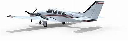Baron G58 Beechcraft Special Missions 56tc Aircraft
