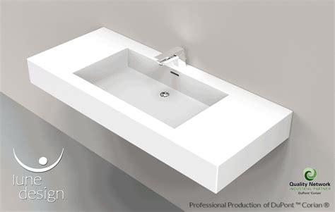 lavabo bagno corian lune design lavabo bagno sant agostino