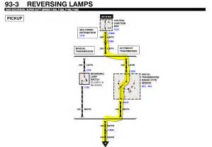 2014 Ford Fiesta Wiring Diagram Backup Lights  Ford  Auto Parts Catalog And Diagram