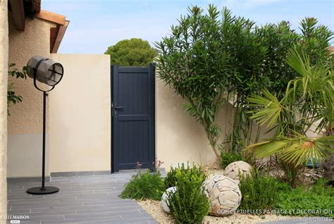 Maison De Provence Decoration by Jardin De Ville Conceptuelles Paysage Et D 233 Coration
