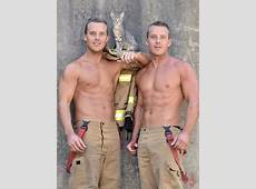 Australian Firefighters Published Their 2019 Charity