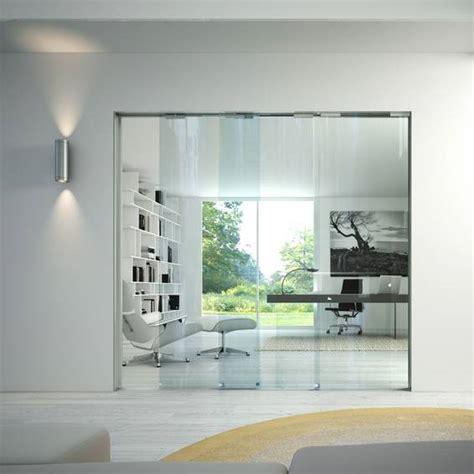 spot de cuisine portes coulissantes en verre porte coulissante sur mesure scrigno