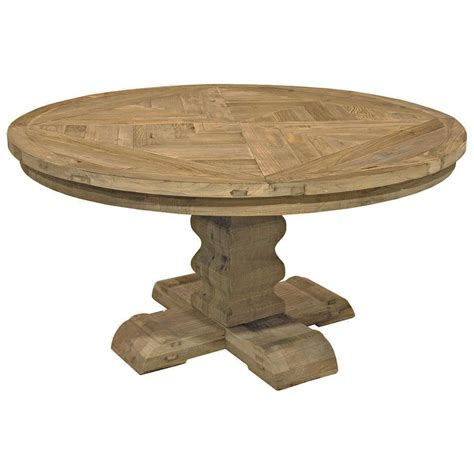 reclaimed elm dining table romand country reclaimed elm parquet dining 4529
