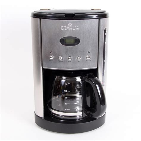 Besides, this gevalia coffee machine fits just about anywhere in your kitchen. Gevalia Kaffe Coffee Maker - The Coffee Table